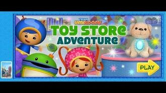 Umi City Mighty Missions - Toy Store Adventure
