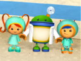 Team Umizoomi Outfits