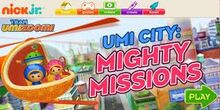 Umi City Mighty Missions Home-Page