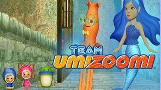 TEAM UMIZOOMI Rescue The Blue Mermaid Nickelodeon Game