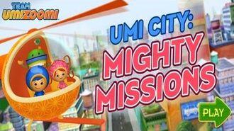 Team Umizoomi - Umi City Mighty Missions - Crazy Skates