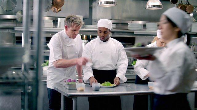 Gordon Ramsay in Nickelodeon Team Umizoomi Spot
