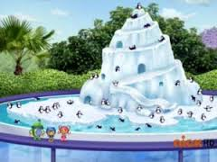 Penguins' home