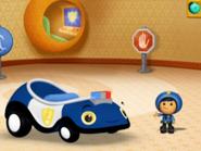 Umi Police Car
