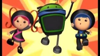 Team Umizoomi New Umi Ninjas 2016