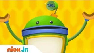 Team Umizoomi The Best of Bot's Sizzling Sayings (AD) Nick Jr