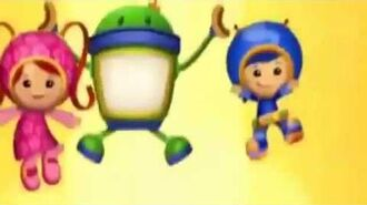 Team Umizoomi - Milli, Geo, Bot and You remix