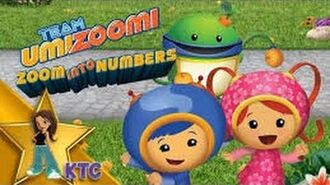 Team Umizoomi Zoom Into Numbers- Android Games for Kids - HD