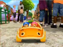 Umi Car and Umizoomi