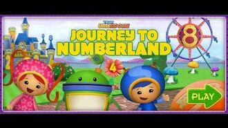 Umi City Mighty Missions - Journey To Numberland