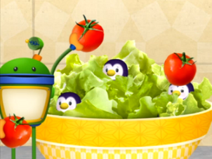 Penguin Salad