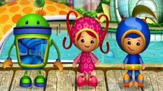 Team Umizoomi Aquarium Adventure Full Game for Kids Baby Video Movie TV