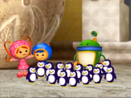 Team Umizoomi and Penguins