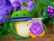 Bot with lemonade