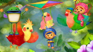 3rd & Bird with Team Umizoomi-1- copy