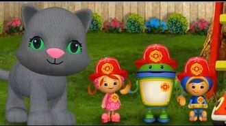 Team UmiZoomi Umi City Mighty Missions - Fire Truck Rescue