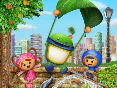 Team Umizoomi: Umi Games
