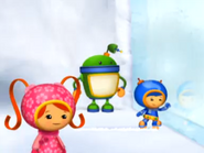 Team umizoomi ice wall