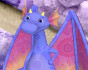 Girl dragon