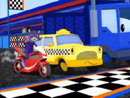 Shape bandit racing