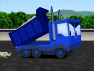 Taking a dump
