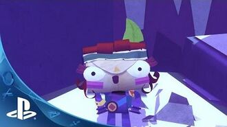 Tearaway Unfolded - Gamescom 2014 Trailer PS4
