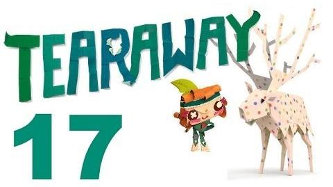 Tearaway PS VITA - 1080P - Let's Play - Part 17 - Between The Pages, I DIE....A LOT!