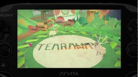 Tearaway - Official trailer (Gamescom 2012)