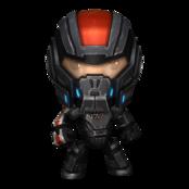 Shepard Pose