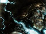 Axial, God of Lightning
