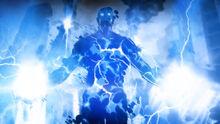 Blue Beast Lightning