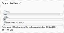 Freeciv has a new look poll