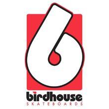 Birdhouse+B+Logo+3.75+Skateboard+Sticker+-+Multi
