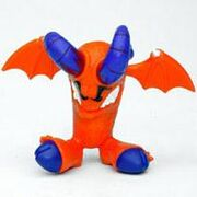 Incabus (Orange w Purple)