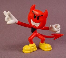 Devil Man - Tech Deck Dudes