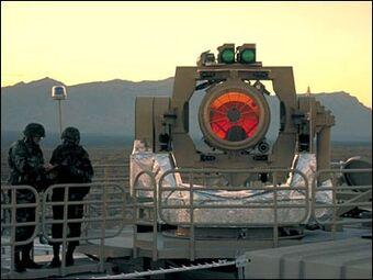Military Laser