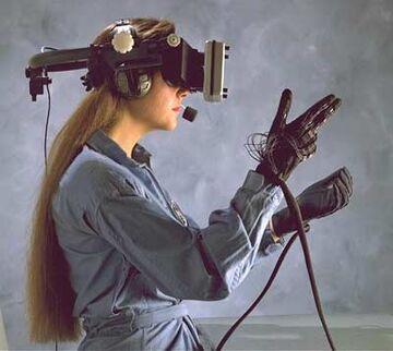 VR-gloves