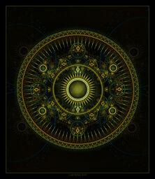 Magick-wheel-of-metatron