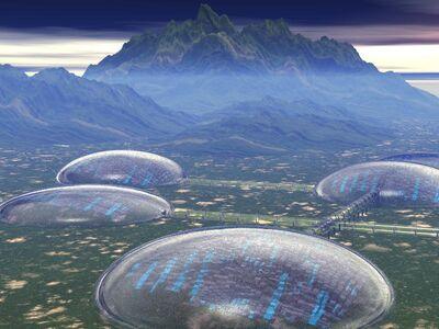 Phoenix-domes