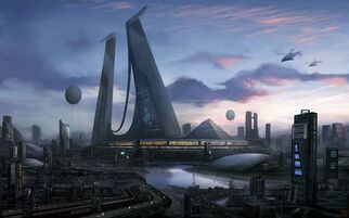 Darwin-city