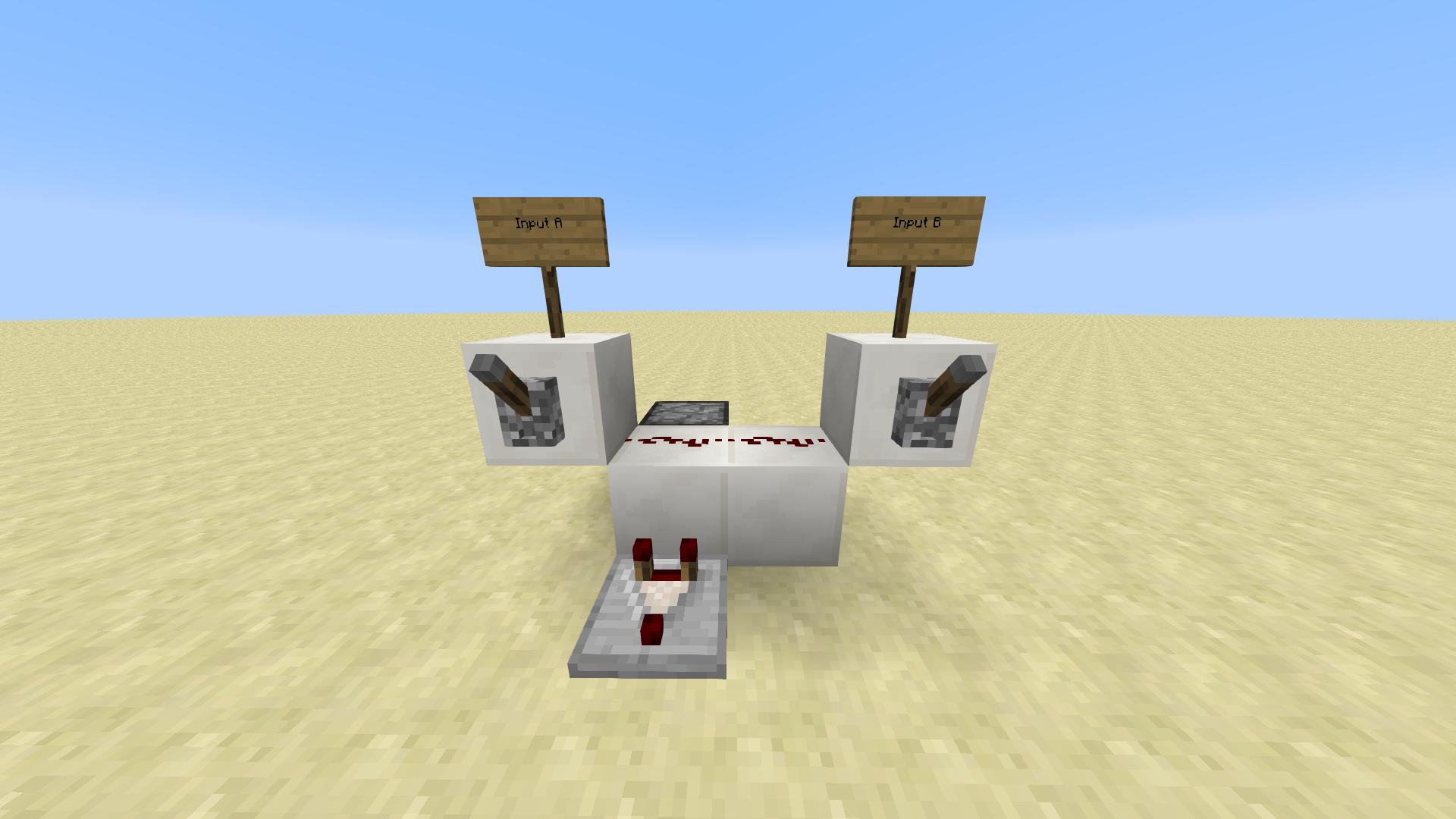Redstone Comparators   Technical Minecraft Wikia   FANDOM