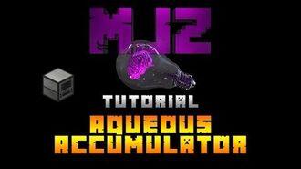 Minecraft Tutorial Aqueous Accumulator-0