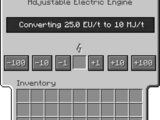 Electric Engines