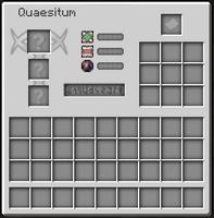 Quaesitum GUI