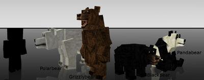 Mo Creatures Bears