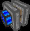Block Steam Engine