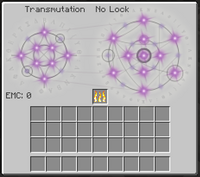Transmutation Tablet GUI