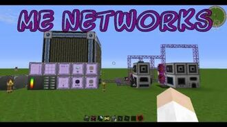 TUTORIAL - APPLIED ENERGISTICS ME NETWORKS - The coolest thing since Tekkit