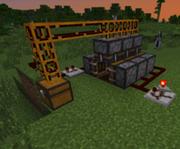 minecraft wheat auto farm