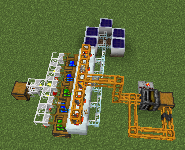 Automation 15: Macerator Automation   Technic Pack Wiki